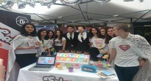 Saboon Genç Başarı Şirketi nden 2.lik Ödülü